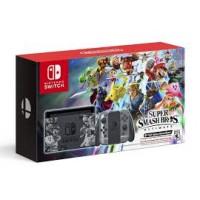 Nintendo Switch Super Smash Bros Edition (Tanpa Game)