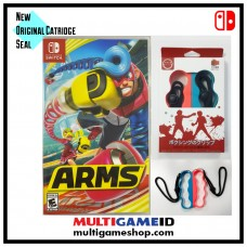 ARMS  +Boxing Strap Red/Blue