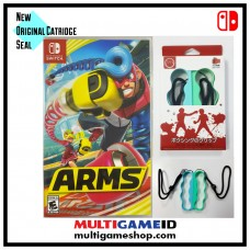 ARMS  +Boxing Strap Blue/Green