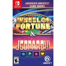 America Greatest Game Show (Wheel of Fortune & Jeopardy)