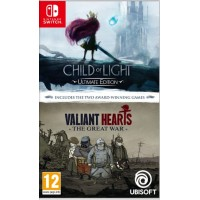 2in1 Child of Light + Valiant Hearts