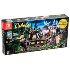 Cabelas the Hunt Champion Edition with Gun Bundle