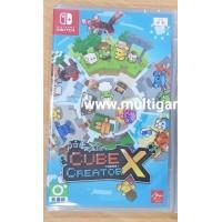 Cube Creator X + Plastic Folder