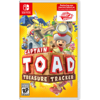 Captain TOAD Treasure Tracker +New Course Odyssey