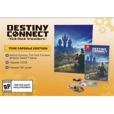 —PO/DP— Destiny Connect Tick TockTravelers Time Capsule Edition (Oct 31, 2019)