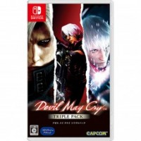 Devil May Cry Triple Pack 1,2,3