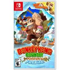 —PO/DP— Donkey Kong Country Tropical Freeze (May 4, 2018)