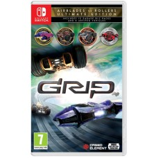 GRIP Combat Racing Roller vs Airblades Ultimate Edition (Rally)