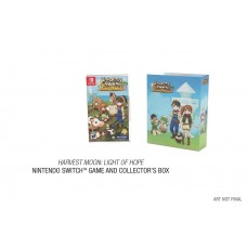 —PO/DP— Harvest Moon Light of Hope Collector Edition (May 29,2018)