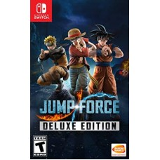 Jump Force Deluxe Edition (US Version)