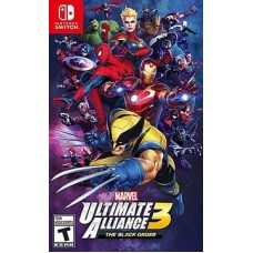 —PO/DP— Marvel Ultimate Alliance 3 the Black Order (July 19, 2019)