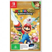 Mario + Rabbids Kingdom Battle Gold Edition