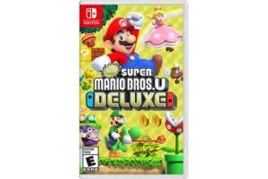 Switch Bros U Deluxe