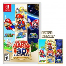 Super Mario 3D All Star +Magnet