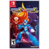 Megaman X Legacy Collection 1+2
