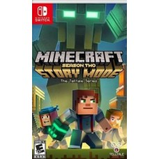 —PO/DP— Minecraft Story Mode Season Two (September 2018)