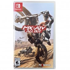 Mx vs ATV All Out (Rally)