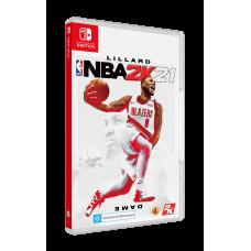 NBA 2K21 (16Okt-5Nov)
