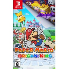 —PO/DP— Switch Paper Mario The Origami King (Jul 17, 2020)