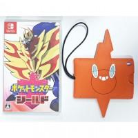 Pokemon Shield +Pokemon Tag (Japan Cover English Language)