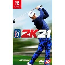 PGA Tour 2K21 (16Okt-5Nov)