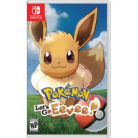 Pokemon Lets Go Eevee