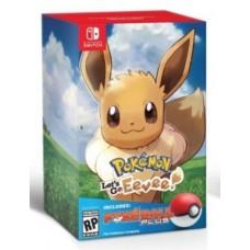 —PO/DP— Pokemon Lets Go Eevee + Pokeball (Nov 16, 2018)