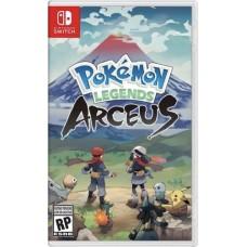 Switch Pokemon Legends Arceus (Jan 28, 2022)