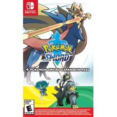 —PO/DP— Pokemon Sword +Expansion The Isle of Armor +Expansion The Crown Tundra (Nov 06, 2020)