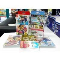 Pokemon Double Pack Sword & Shield +2DLC +Gold Steelcase