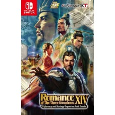 —PO/DP— Romance of the 3 Kingdoms 14 Displomacy & Strategy Expansion Pack Bundle