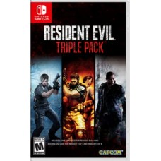 —PO/DP— Resident Evil Triple Pack 4 & 5 & 6 (Oct 29, 2019)