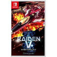 —PO/DP— Raiden V Director's Cut Limited Edition (June 2019)