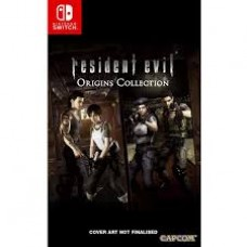 --PO/DP--Resident Evil Origins Collection (May 21, 2019)