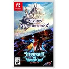 Saviors of Saphhire Wings - Stranger of Sword City Revisited