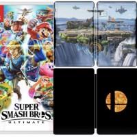 —PO/DP— Super Smash Bros Ultimate Steelbook (Dec 14, 2018)