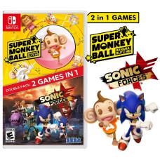 2in1 Sonic Force + Super Monkey Ball Banana Splitz HD