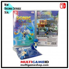 Sonic Colors Ultimate +Keychain