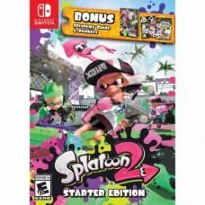 Splatoon 2 Starter Edition (Cover US)