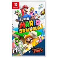 Super Mario 3D World +Bowser's Fury