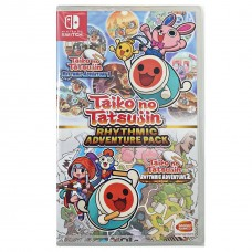 Taiko No Tatsujin Rhythmic Adventure Pack
