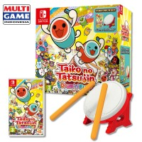 Taiko Drum Bundle with Game (Music)