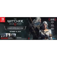The Witcher 3 Complete Edition +Postcards
