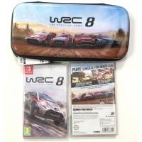 WRC 8 +Case