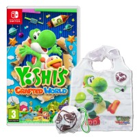 Yoshi's Crafted World +Sling Bag