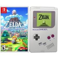 The Legend of Zelda Link's Awakening + Steelcase