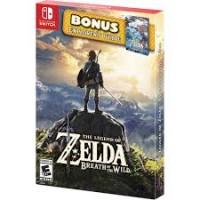 Legend of Zelda Breath of the Wild Explorer' Starter Pack