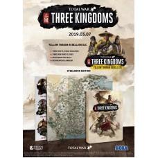 —PO/DP— Total War: Three Kingdoms Steelbook Edition (Mar 07, 2019)