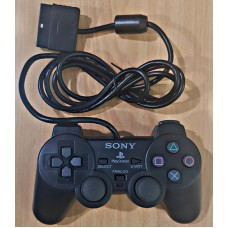 PS2 Wired Controller (Black)