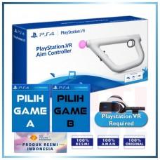VR Aim Controller +2 Games VR-Aim